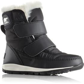 Sorel Whitney Short Velcro Laarzen Kinderen zwart